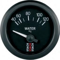 Wassertemperatur 40-120°C Elektrisch