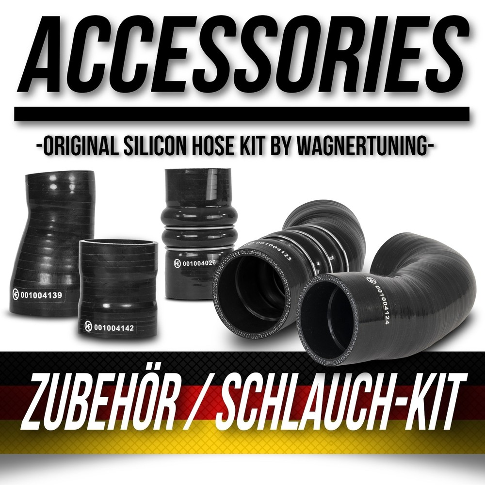 Silikonschlauch Kit Audi RS4 B5 EVO1 Gen.2