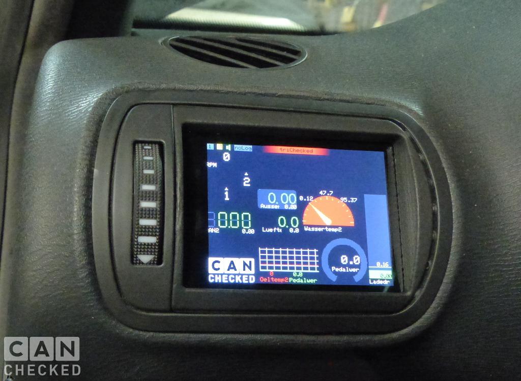 """MFD28 - 2.8"""" Display Audi A3 / S3 (8L)"""