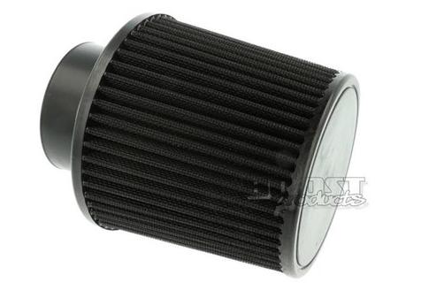 BOOST Products Universal Luftfilter schwarz 127mm / 70mm Anschluss