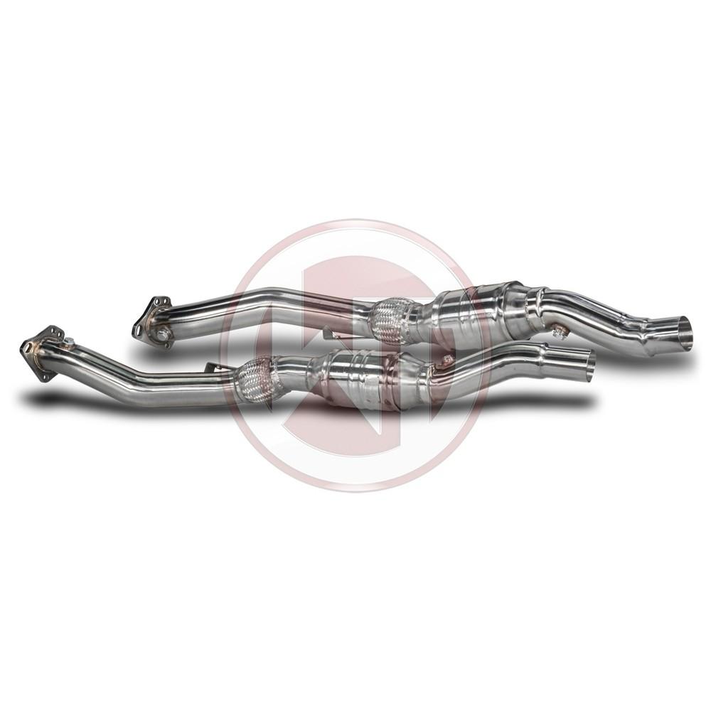 Hosenrohr Kit Audi S4/RS4/A6 für Wagner Krümmer