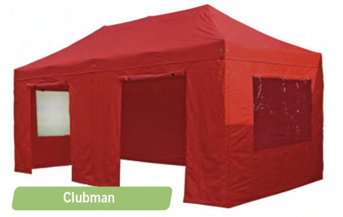 CLUBMAN Zelte