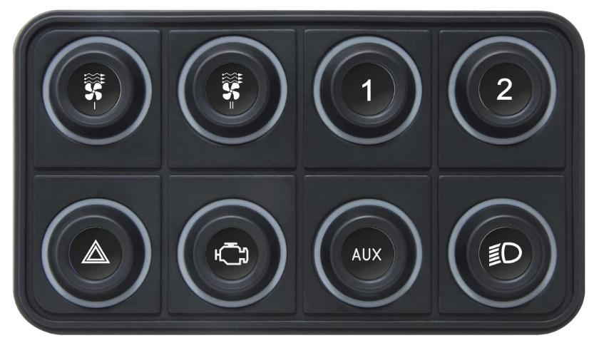 CAN-Bus Keyboard