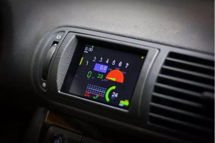 "MFD32 - 3.2"" Display Seat Leon (1M)"