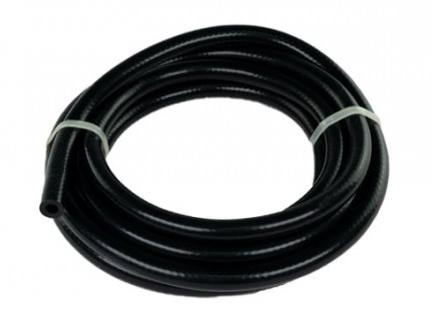 3m Pack verstärkte Flexible 5mm Vakuum Silikonleitung Schwarz