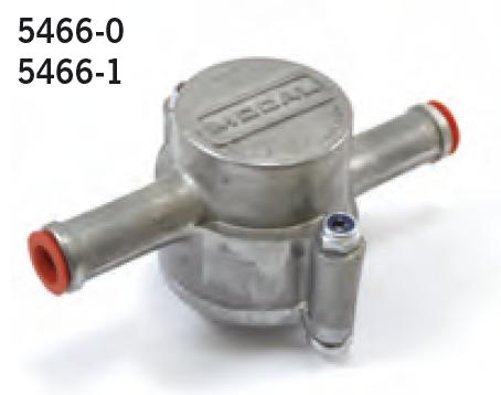 Adapter für Temperaturanzeige Ölkühler Push on Rohrstutzen