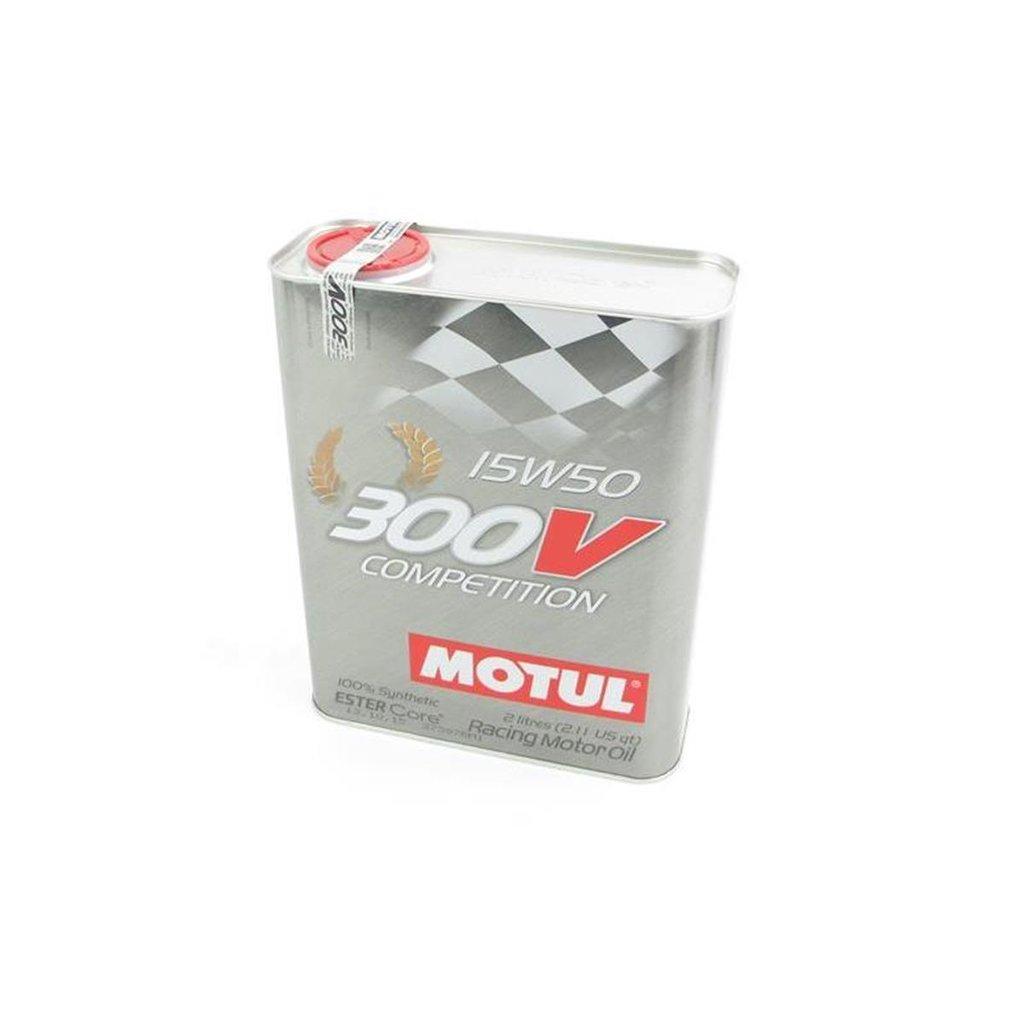 300V Competition 15W50 2 Liter