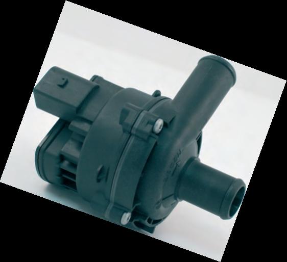 EBP15 Booster Wasserpumpe