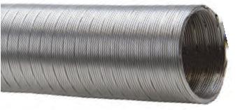 Aluminium-Luftschlauch