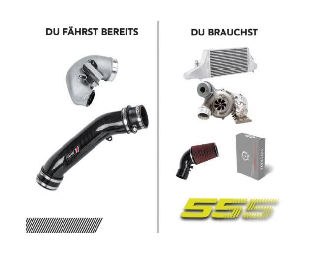 Stage 555 2.5 TFSI OPF - Paket 1