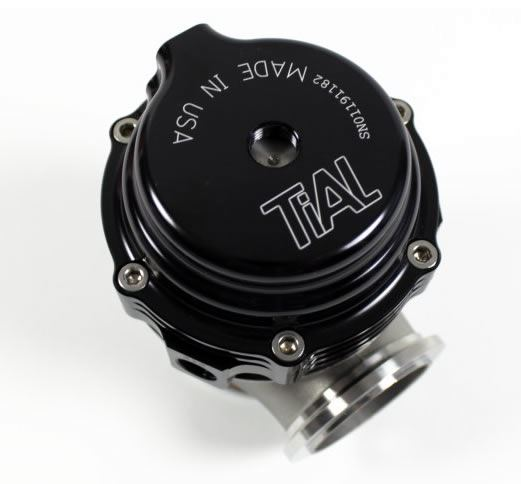 Wastegate Tial MV-S 38mm Schwarz