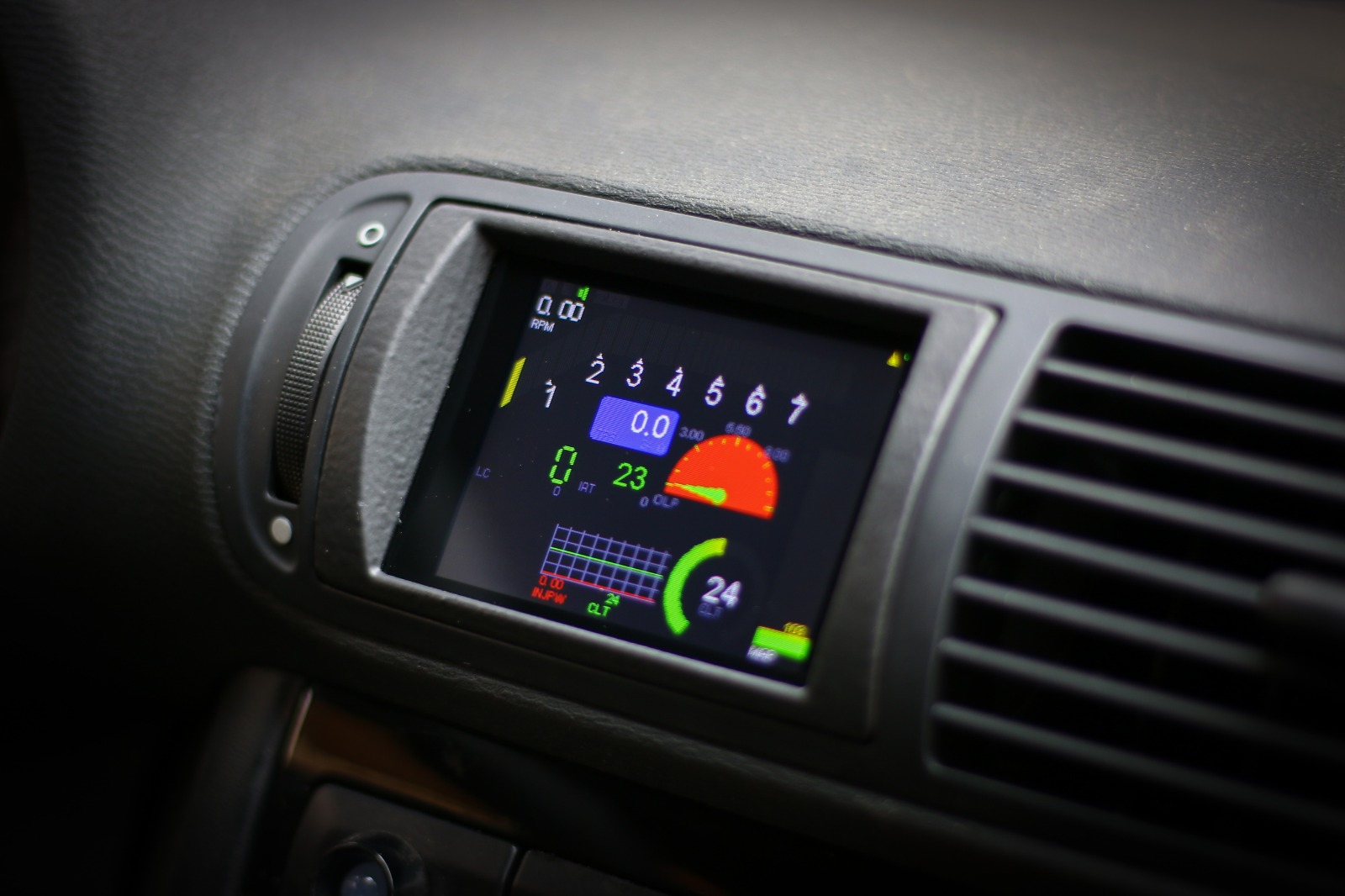 "MFD32 - 3.2"" Display Audi A3 / S3 (8L) Facelift"