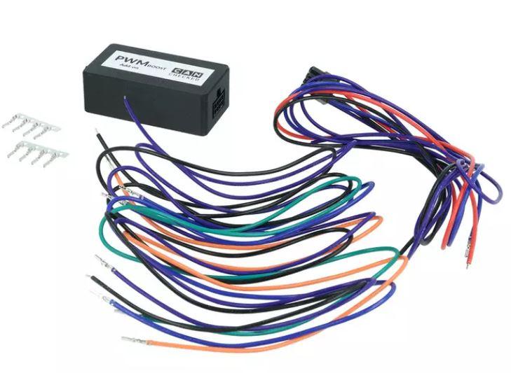Boost Control mit Sensor für das MFD28 / MFD32 / MFD32S Display (mit Lizenz)