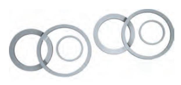 Aluminium-Dichtringe