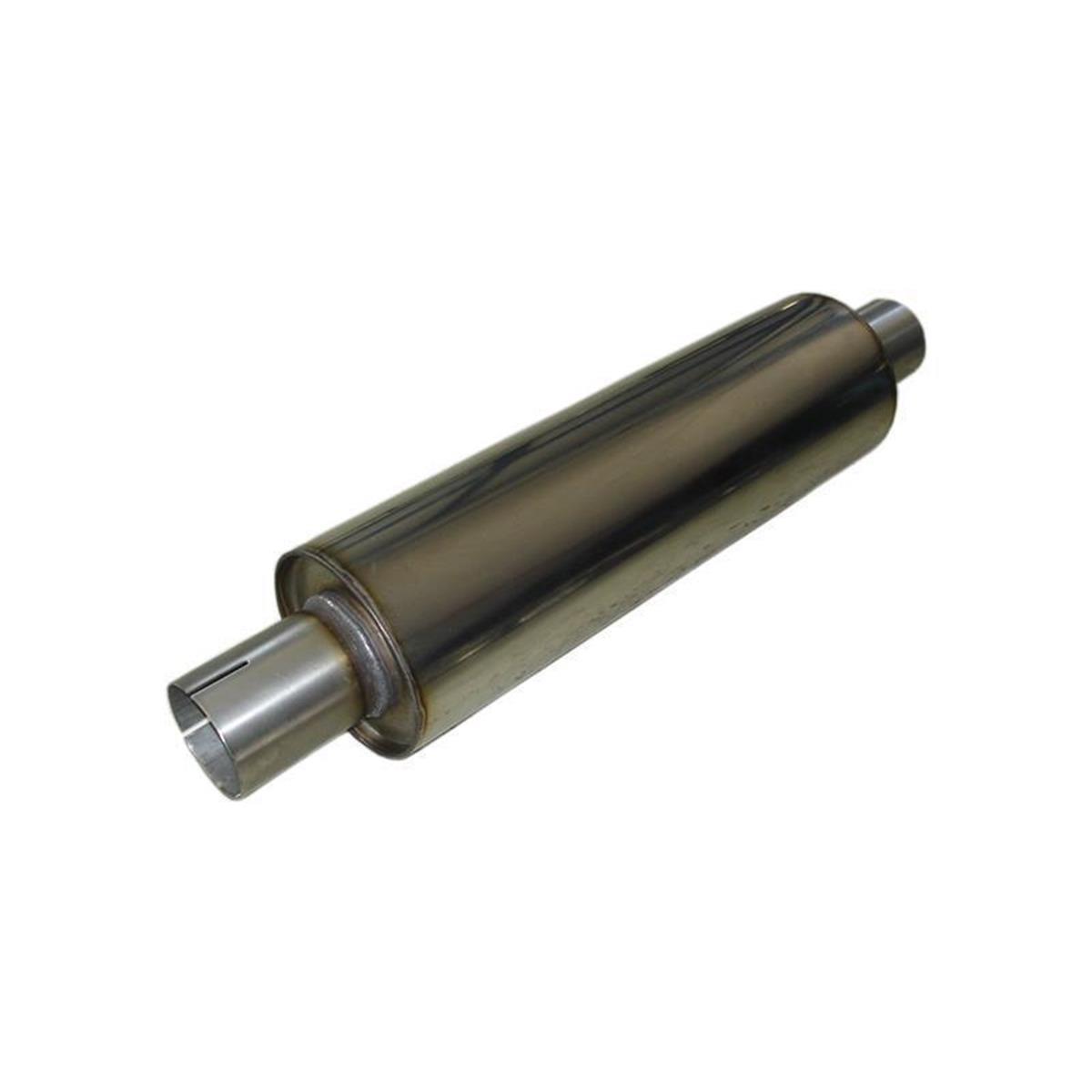 Uni Fox Schalldämpfer-76-rund-420mmLänge