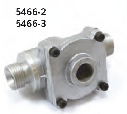 """Adapter für Temperaturanzeige Ölkühler 1/2"""" BSP Außengewinde"""