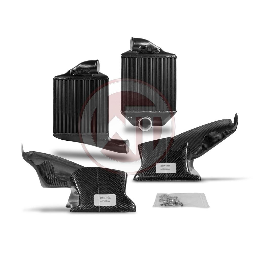 Comp. Gen.2 Ladeluftkühler Kit Audi S4 B5 A6 2,7T