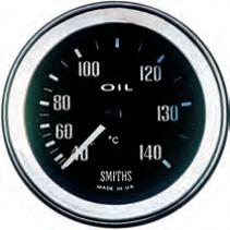 Öltemperatur 40-140°C mit 2 m Kapillarrohr
