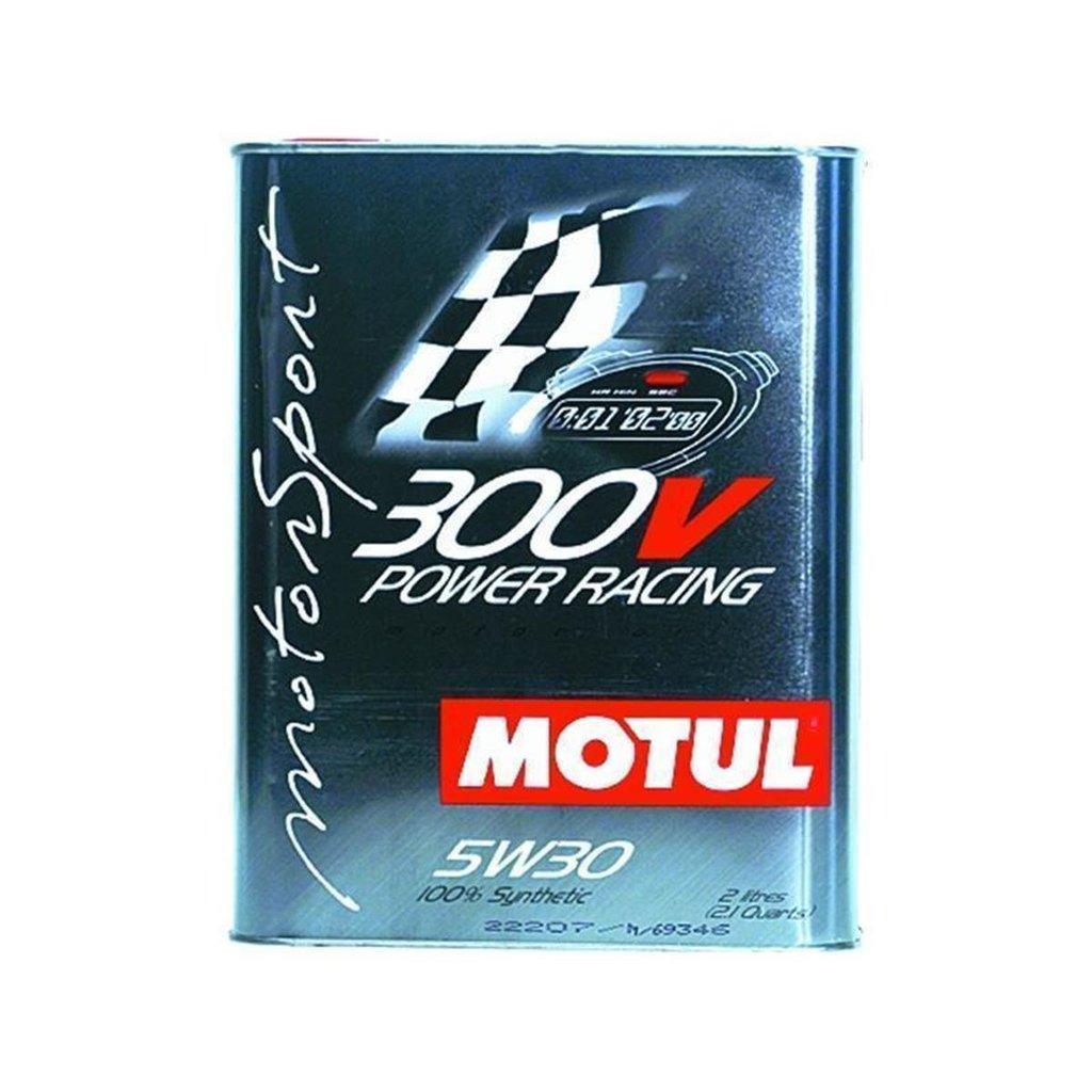 300V Power Racing 5W30 2 Liter