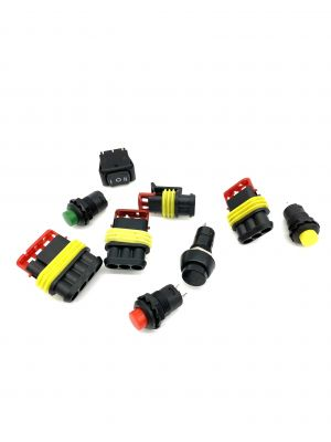 Kabel, Stecker & Schalter